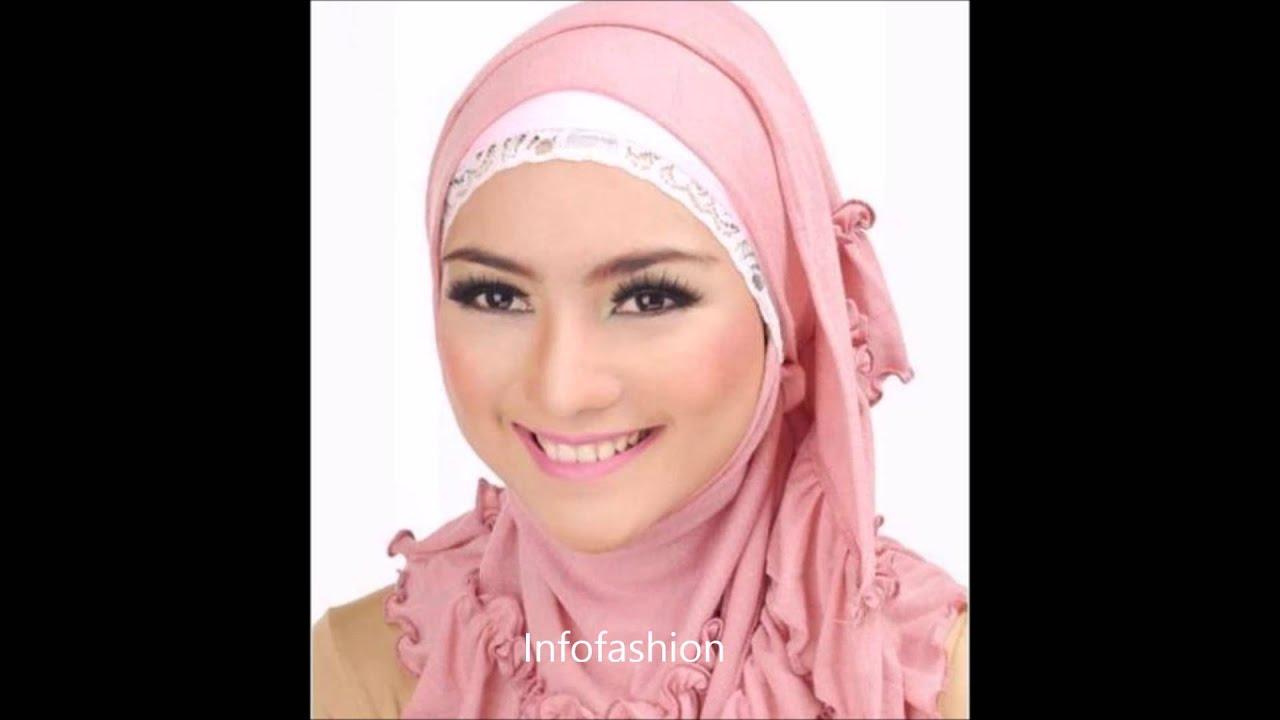 Model Trend Hijab Muslim Terbaru Bulan Ramadhan Tahun 2016 YouTube