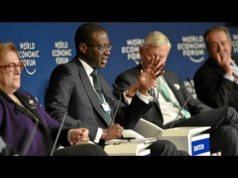 Davos 2016 - The Long Term Imperative