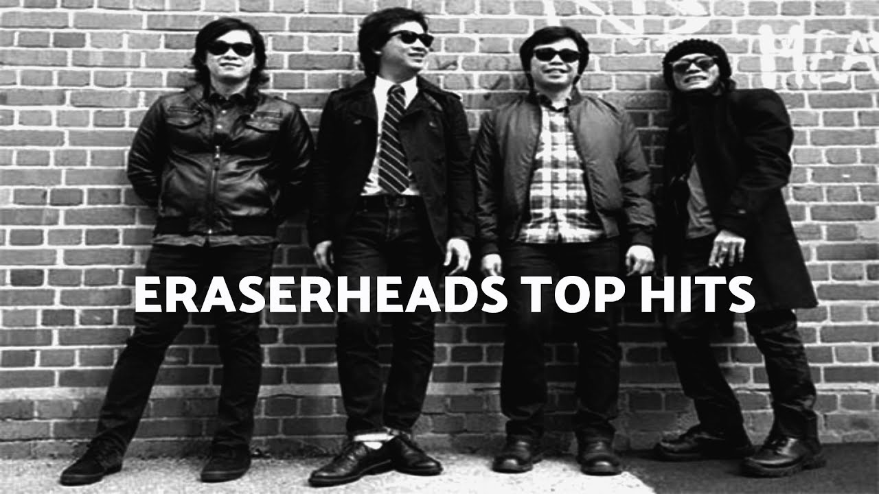 ERASERHEADS TOP HITS - YouTube