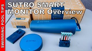 SUTRO The Most Advanced Smart Water Monitor on the Market Today!