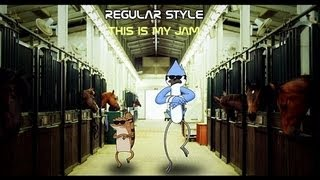 - Regular show Gangnam style cool edit