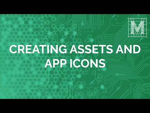 Creating Assets and App Icons