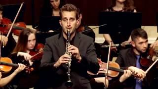 W. A. Mozart. Concierto para clarinete y orquesta en la mayor, K 622