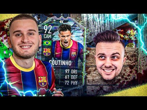🚑🚑 FIFA 21: COUTINHO FLASHBACK SQUAD BUILDER BATTLE vs GAMERBROTHER 🔥🔥