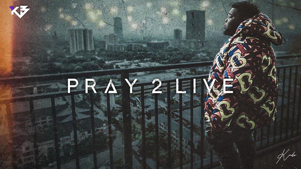"""Pray 2 Live"" (2020) - Free Rod Wave Type Beat x Roddy Ricch / Emotional Piano Rap Instrumental"