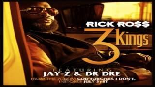 3 Kings (INSTRUMENTAL) Rick Ross feat. Dr. Dre Jay-Z Remake