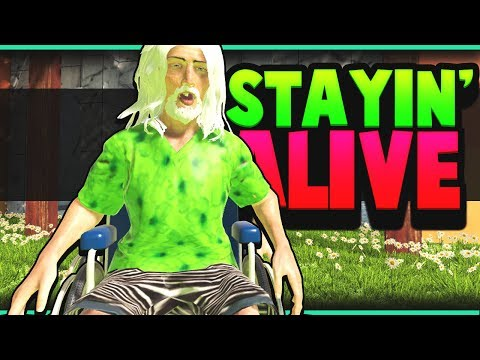 Stayin' Alive Funny Moments! Suiciders vs Saviors (New Indie Game 2017)