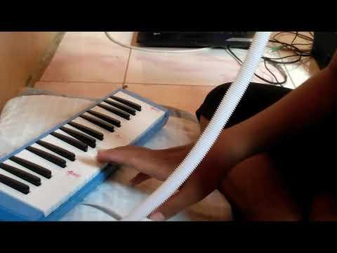 Kekasih Bayangan -  Cakra Khan  (Pianika Cover)
