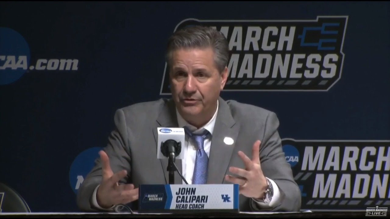 Here's what Wofford's coach and players had to say after Kentucky's win