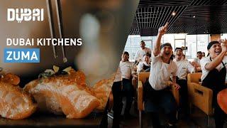 Dubai Kitchens with Zuma Dubai | Visit Dubai
