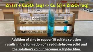 Experiment - Metal Displacement