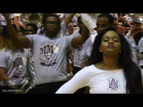 Alabama A&M University Marching Band - Timmy Turner - 2016