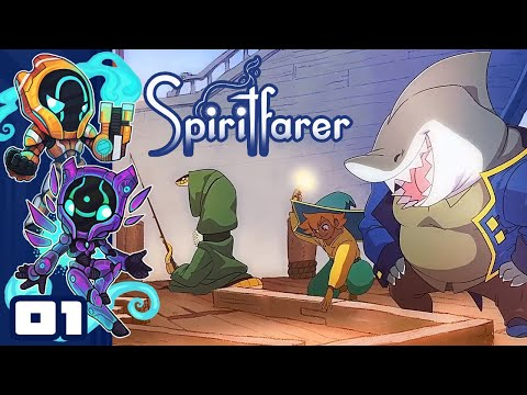 The Most Wholesome Ghost Ship Ever! – Let's Play Spiritfarer – PC Gameplay Part 1