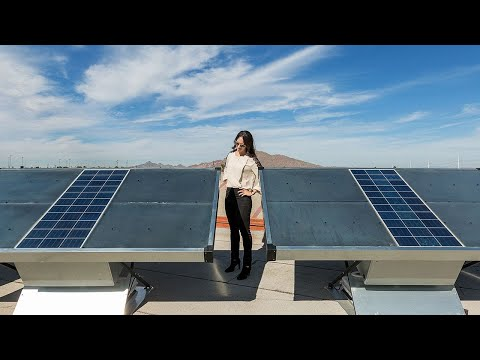How Zero Mass is using solar panels to pull drinkable water directly from the air