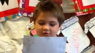 Reindeer Poop Christmas Poem