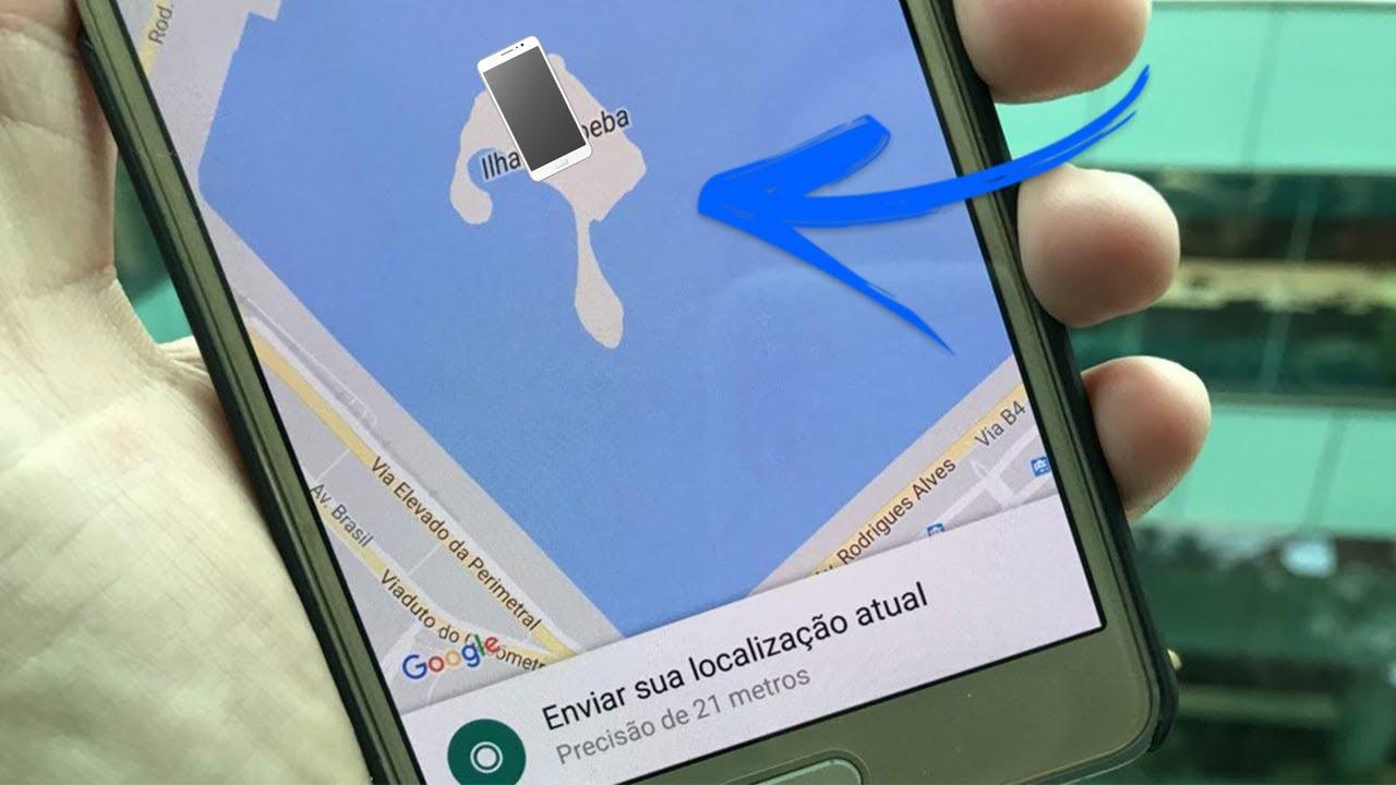 Como rastrear un celular con gps gratis
