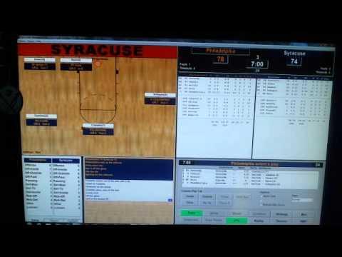 Action PC! Basketball Featuring Wilt Chamberlain