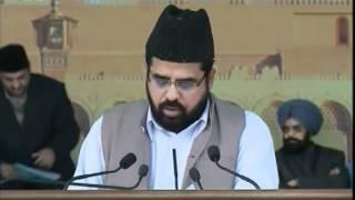 Punjabi Speech: Status of Women in Islam at Jalsa Salana Qadian 2011 Islam Ahmadiyya