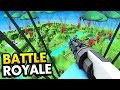 HUGE New Futuristic BATTLE ROYALE Gamemode In Ancient Warfare 3 (Funny Ancient Warfare 3 Gameplay)