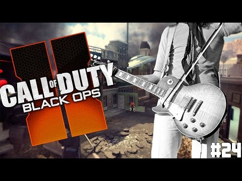 Playing Guitar on Black Ops 2 Ep. 24 - Fiddlin'