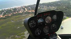 HD - Flight Over Saint Augustine Florida
