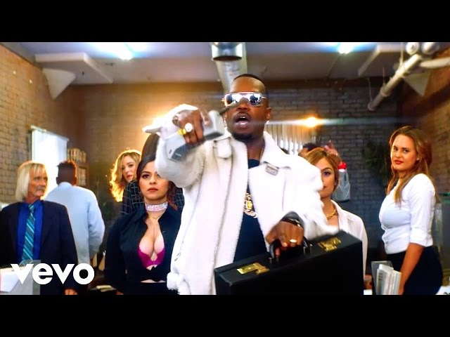 Juicy J, Wiz Khalifa, TM88 – Bossed Up