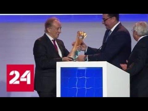 Россия примет чемпионат мира по волейболу в 2022 году