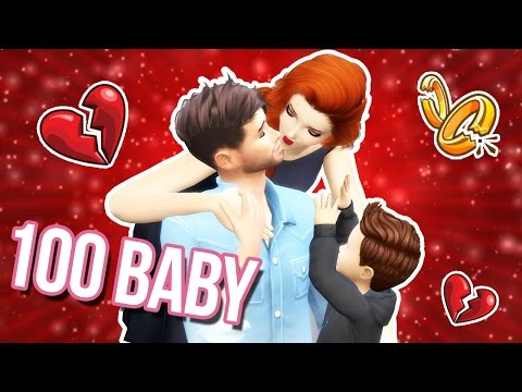 "Let's Play The Sims 4: 100 Baby Challenge Episode 109 ""DIVORCE?!"" ☕"