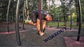 Workout и Бодибилдинг. Уничтожение грудных мышц