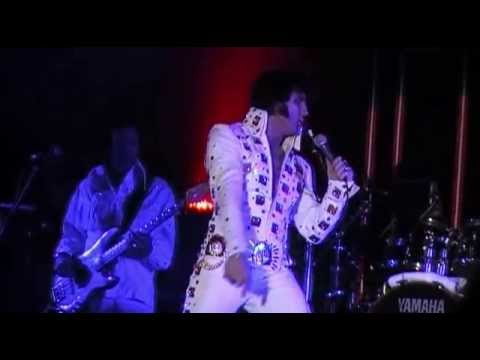 Elvis Madison Square Garden Concert Chris Connor 19 July 2014