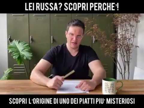 #RicetteMisteriose: Chi russa? L'insalata! #LaStoriadelCibo