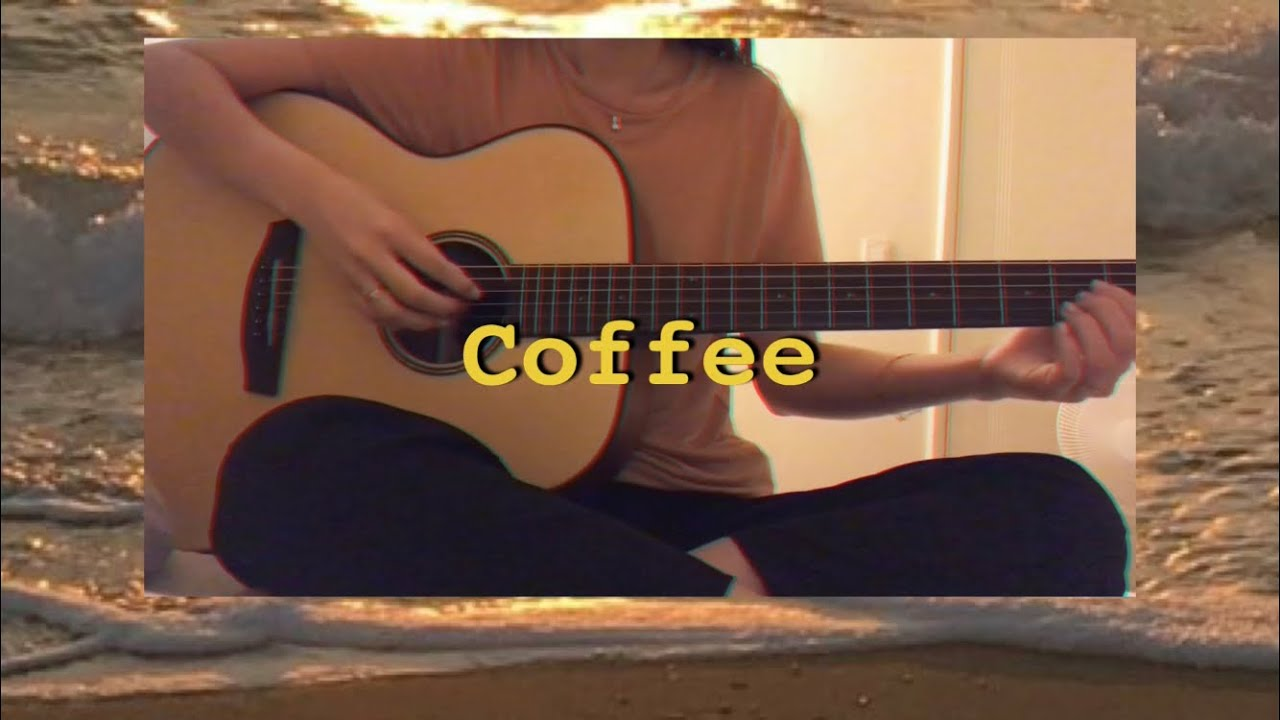 coffee by beabadoobee with guitar chords - YouTube