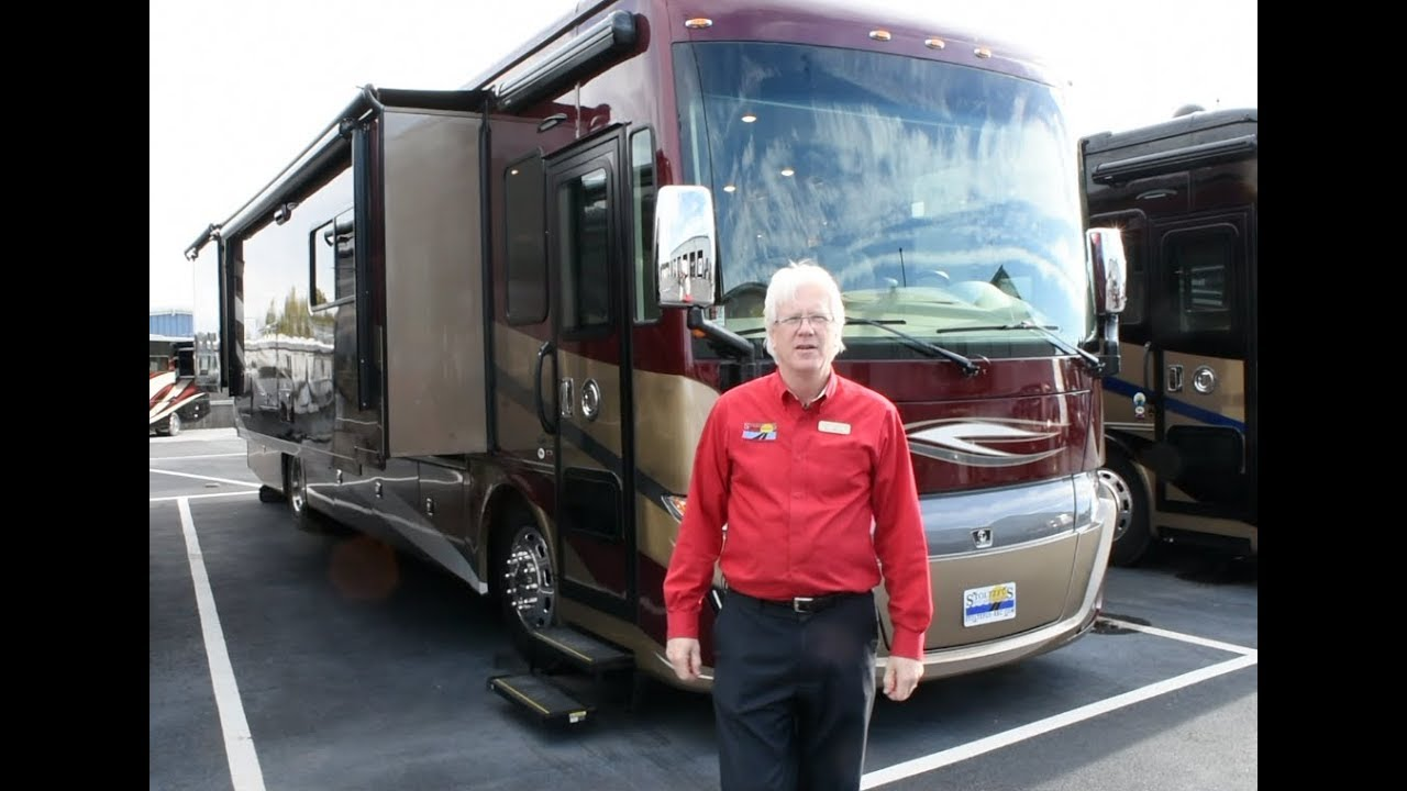 2018 Tiffin Motorhomes Allegro Red 37PA w/Ken Miller