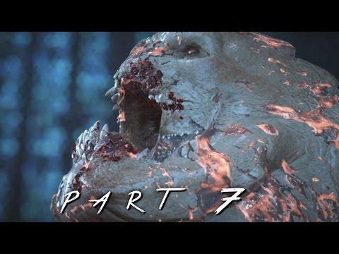 GEARS OF WAR 4 Walkthrough Gameplay Part 7 - Night Terrors (GOW 4)