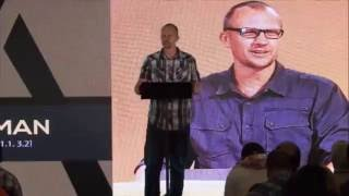"""""""O Líder como Servo"""" - Jay Bauman - Sessão 1 - Conferência da Atos 29 Brasil 2016"""