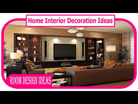 Home Interior Decoration Ideas - The Best Space-Saving Interior Design Ideas For Small Homes