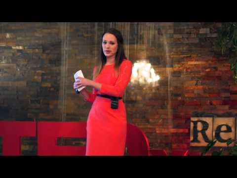 Perfect Practice Makes Perfect | Claire Tueller | TEDxRexburg