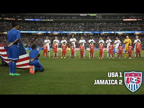 MNT vs. Jamaica: Highlights  July 22, 2015