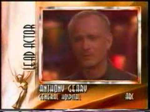 Tony Geary wins the 1999 Lead Actor Emmy
