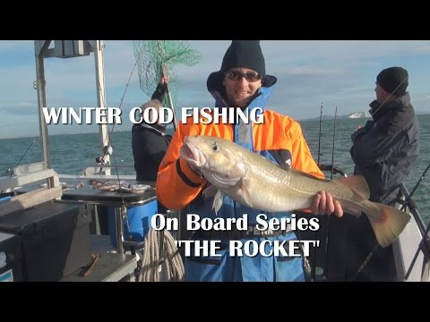 Charter Boat The Rocket Cod Fishing Out Of Poole Dorset UK