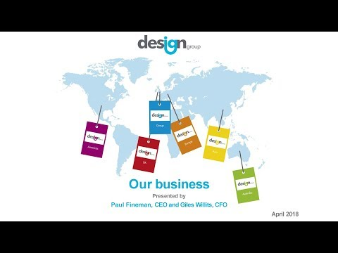 IG Design Group (IGR) Investor presentation April 2018