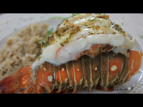 How To Cook Lobster Tail | Lobster Dinner For Two | Episode 81