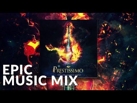 Gothic Storm Music - PRESTISSIMO | Classical Violin Battle Hybrid Mix