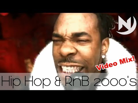 Hip Hop Rap & RnB 2000s Old School Mix | Best of 2000s Throwback Dance Music #5