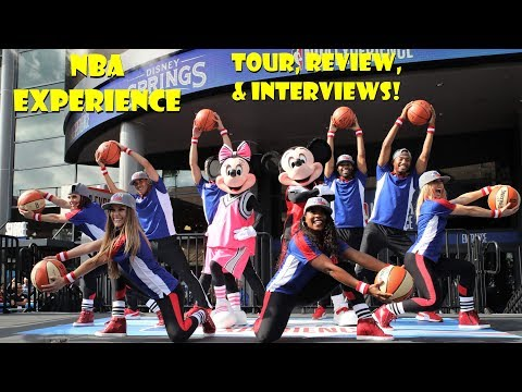 nba-experience-at-disney-springs-grand-opening-tour-&-review!