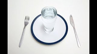 40 дней на воде:питьевая диета / КАК ПОХУДЕТЬ?