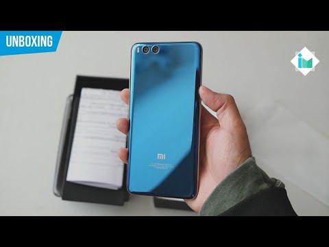 Xiaomi Mi Note 3 - Unboxing en español