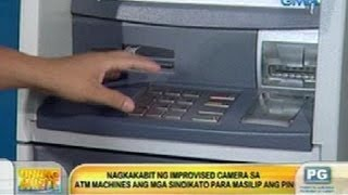 UH: Tips kontra ATM scams