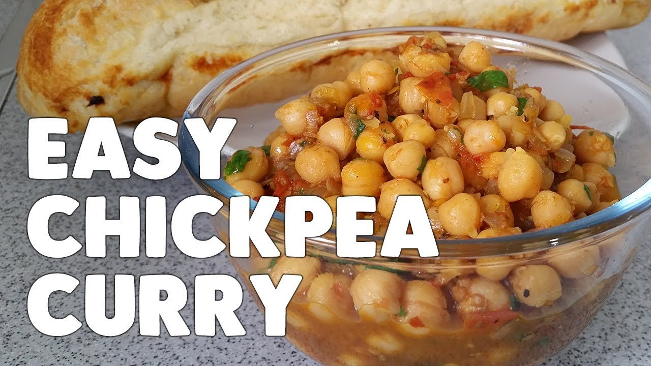 Easy indian recipes chickpea curry channe ka salan youtube easy indian recipes chickpea curry channe ka salan forumfinder Images