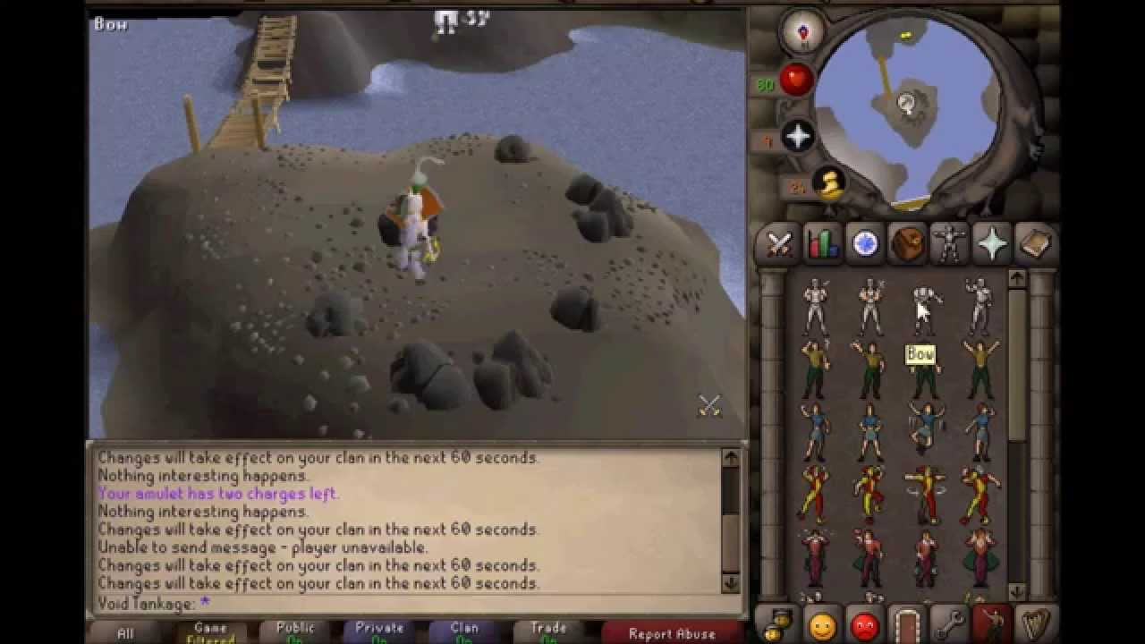 how to get elite void osrs